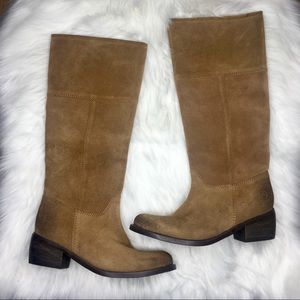 NEW Bronx Snuggle Lee Suede Boots size 7